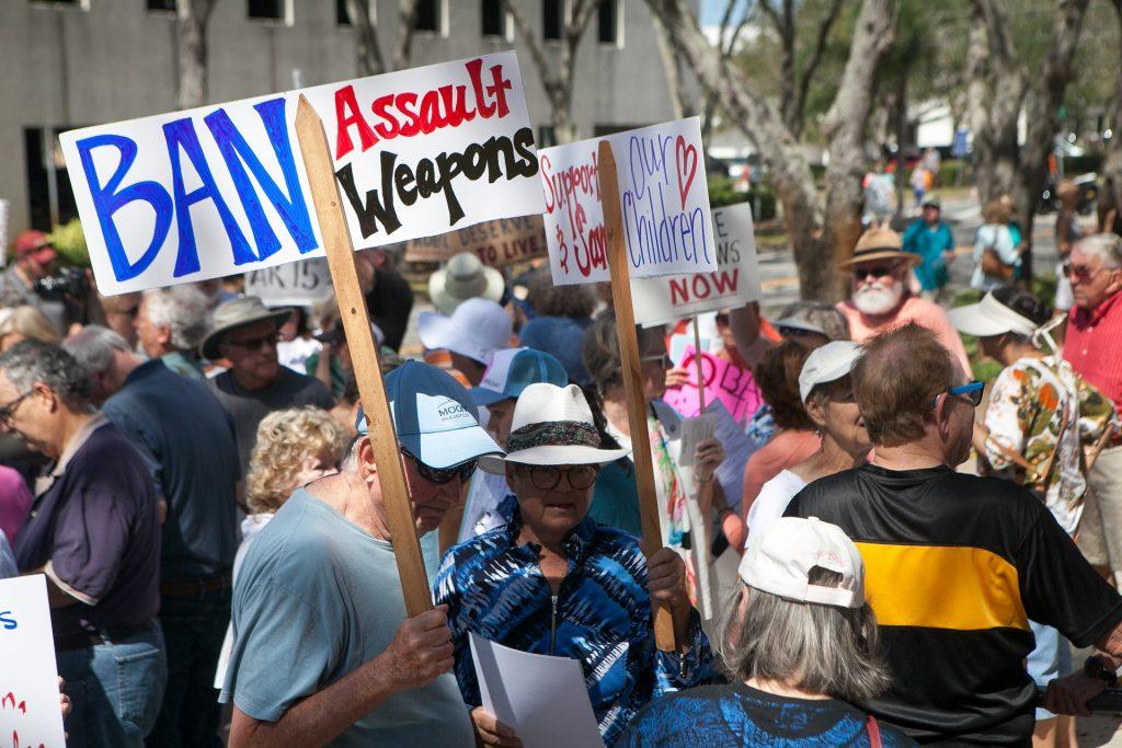 ban gun violence